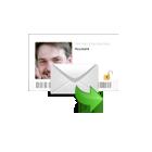 E-mail met een  medium uit Rotterdam